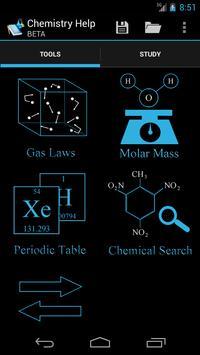 Chemistry Help poster