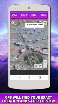 GPS Route Tracker : Maps & Navigations apk screenshot