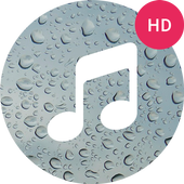Rain sounds to meditate icon