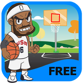 Slam Dunk Basketball Arcade icon