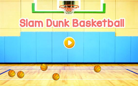 Slam Dunk Basketball Arcade apk screenshot