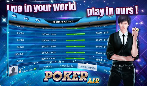 Texas Poker Online - Free Chip poster
