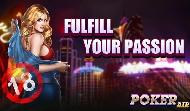 Texas Poker Online - Free Chip apk screenshot