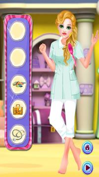 Doctor Hospital Girls Pet Vet Care Day - For Girls apk screenshot