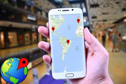 Fake GPS - Fake Location Free poster