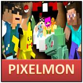 PIXELMON MODS MINECRAFT POKE icon