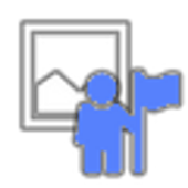 geoLLERY: view/edit GPS tags icon