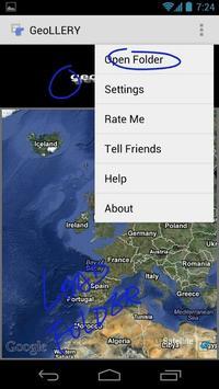 geoLLERY: view/edit GPS tags apk screenshot