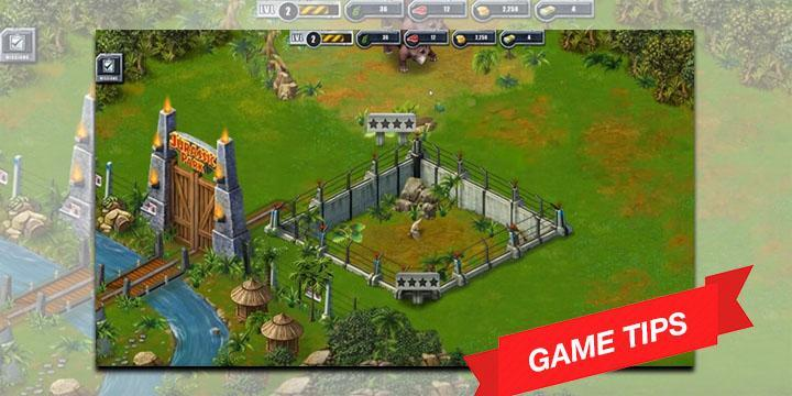 Advice for Jurassic Park Builder for Android - APK Download