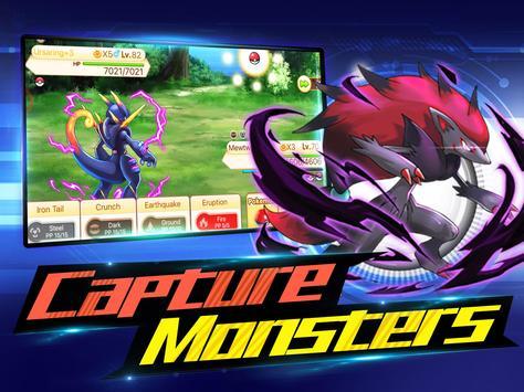 Pokemon hunters (Unreleased) screenshot 2
