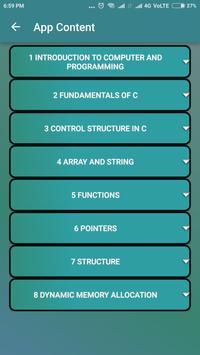 Learn C Programming screenshot 1