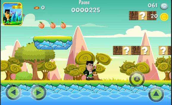 Kanjeng Mas Shopkin Hero World apk screenshot