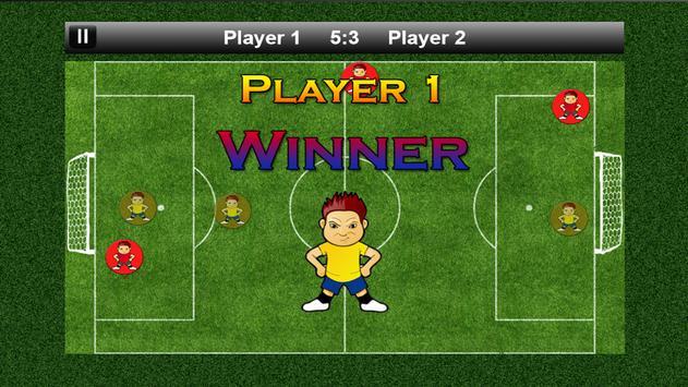 Touch Slide Soccer - Kids Game apk screenshot