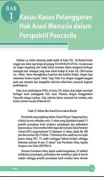 Buku PKn Kelas 12 Kurikulum 2013 apk screenshot