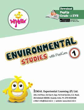 PopKorn Popup Series Grade-1 EVS (Eng. Med.) poster