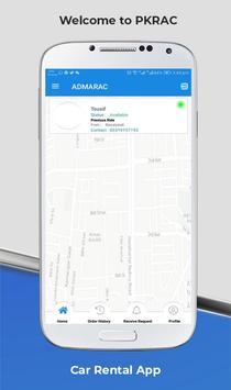 ADMARAC - Rent a Car screenshot 3
