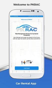 ADMARAC - Rent a Car poster