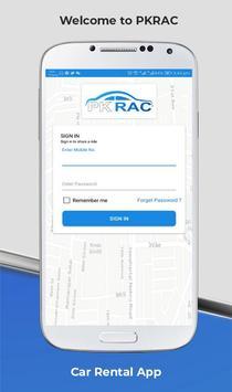 ADMARAC - Rent a Car screenshot 1