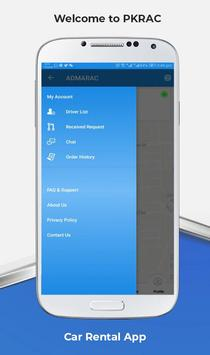 ADMARAC - Rent a Car screenshot 2