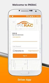 PKDRIVER - Rent a Car screenshot 1