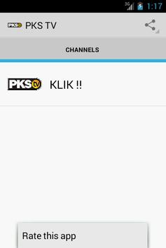 PKS TV poster