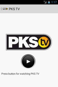 PKS TV screenshot 1