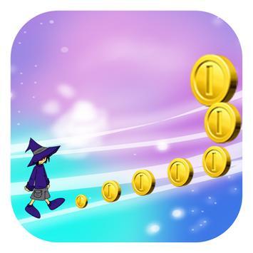 Magic Runner Amazing Game Free screenshot 1