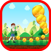 Jogo Man runner amazing game icon