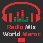 Radio Mix World Maroc icon
