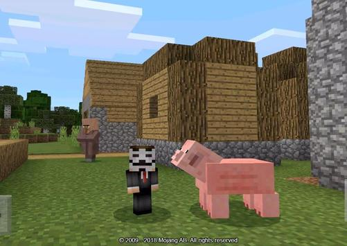 Baby Skins for Minecraft PE poster