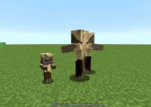 Baby Skins for Minecraft PE screenshot 1