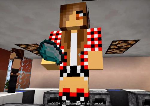 Girlfriend Mod for Minecraft screenshot 1