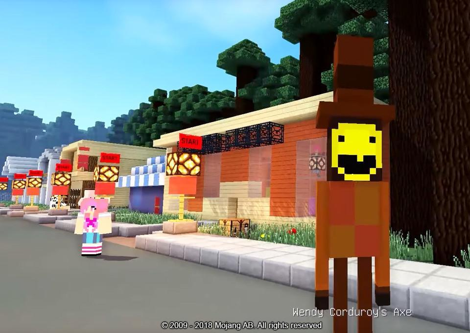 Mod Gravity Falls Minecraft Pe For Android Apk Download