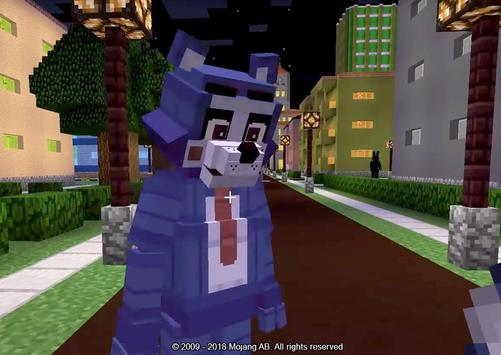 FNAF World For Minecraft Skins For Android APK Download - Minecraft skins fur pc download