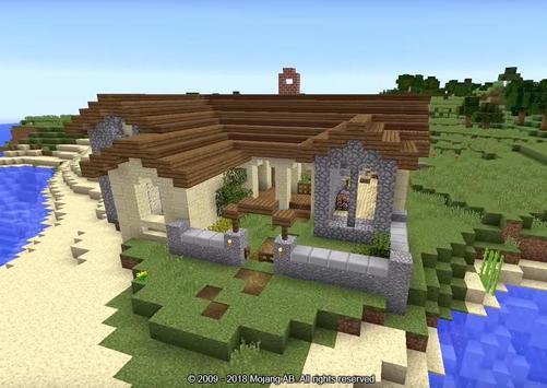Haus Gebäude Minecraft PE Mod Für Android APK Herunterladen - Minecraft haus bauen kostenlos