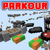 Parkour for Minecraft PE icon