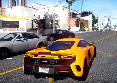 Ultra GTA 5 Android Screenshots poster