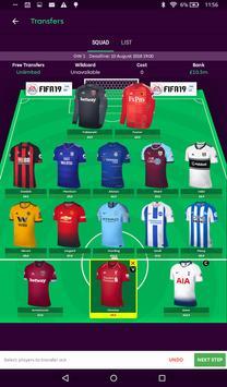 Premier League - Official App apk screenshot