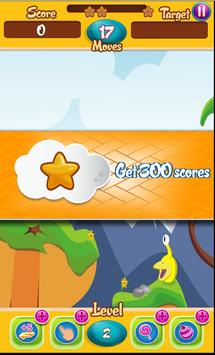 Jelly Game Match 3 apk screenshot