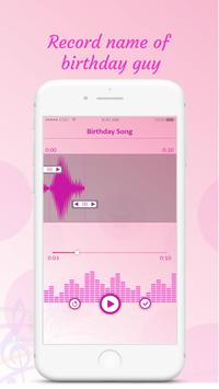 Birthday Song Maker with Name screenshot 3