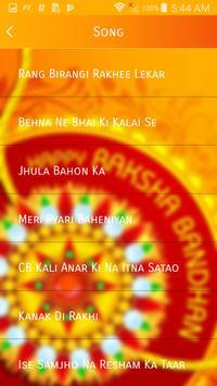 Rakshabandhan Song 2018 screenshot 1