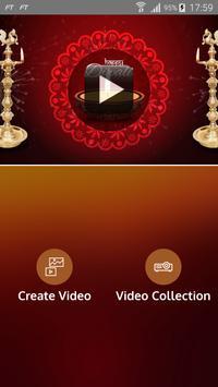 Diwali Video Maker 2017 poster