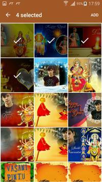 Diwali Video Maker screenshot 1
