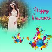Navratri Garba Photo Frame 2017 icon