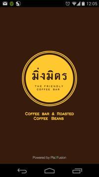 MingMitr Coffee poster