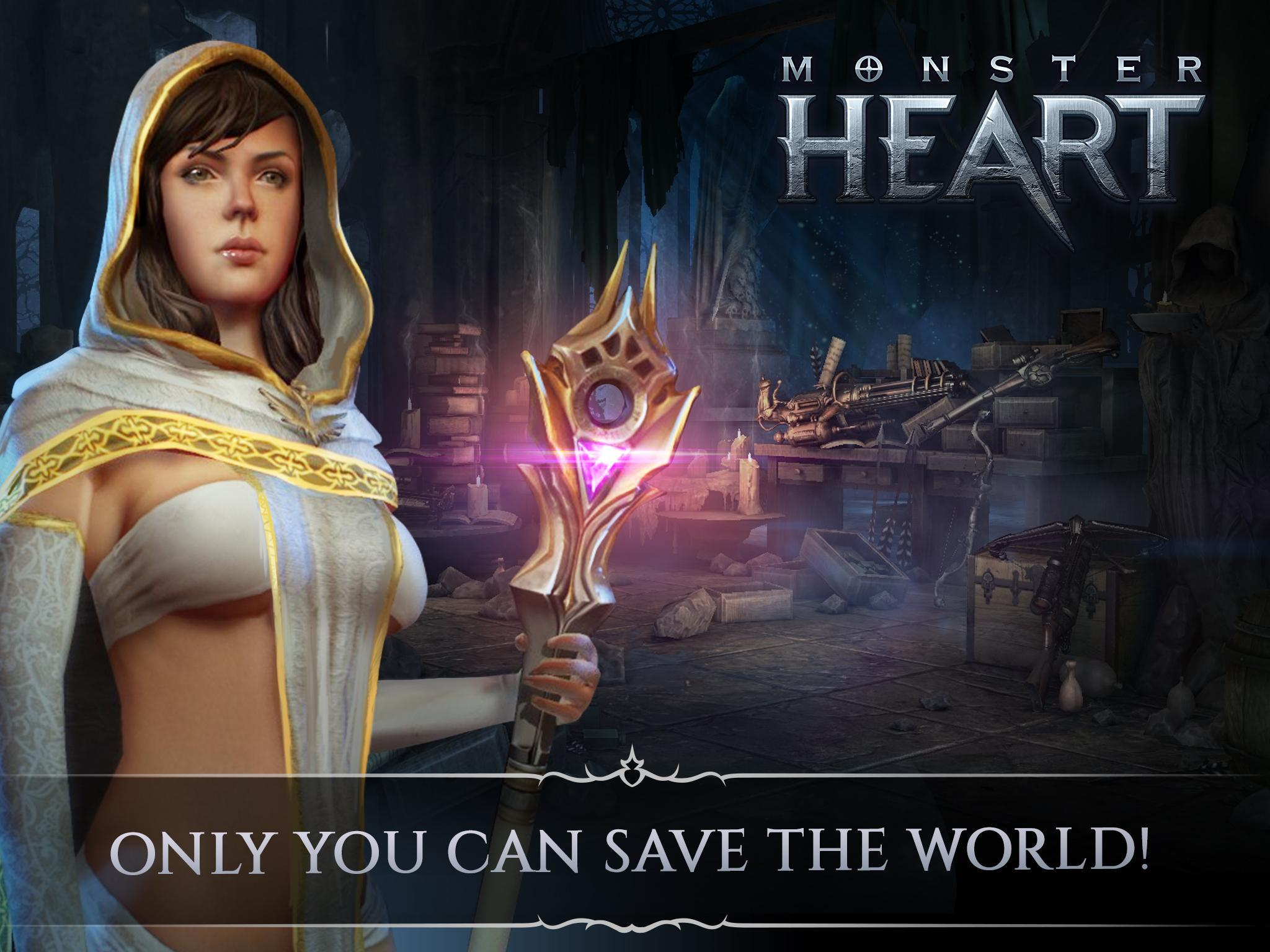 Monster Heart for Android - APK Download