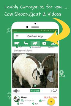Qurbani App screenshot 2