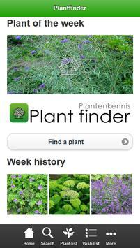 Plant Finder lite poster