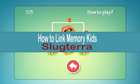 memory kids : Slugterra apk screenshot