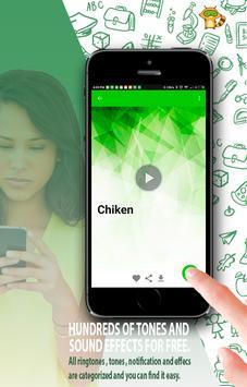 Sons para Whatsapp - Os Melhores Ringtones pro apk imagem de tela